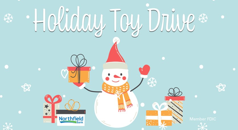 Northfield Bank Holiday Toy Drive