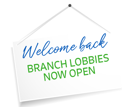 Northfield Bank Brach Lobbies Open